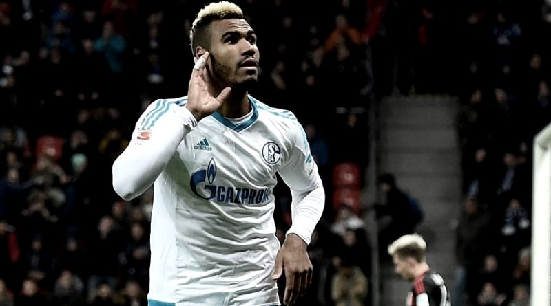 Eric Maxim Choupo Moting Joins Stoke City On A Free Transfer