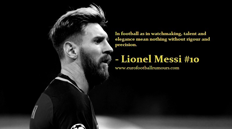 15 Powerful Lionel Messi Quotes To Help You Achieve Your Dreams