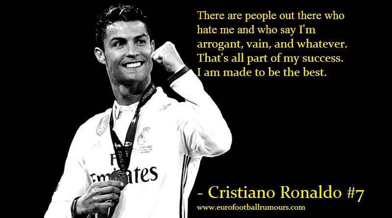 Football Quotes 3 Cristiano Ronaldo