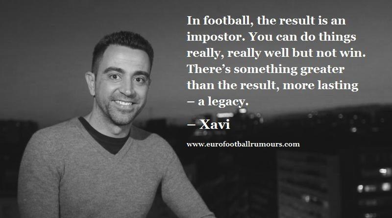 football quotes xavi
