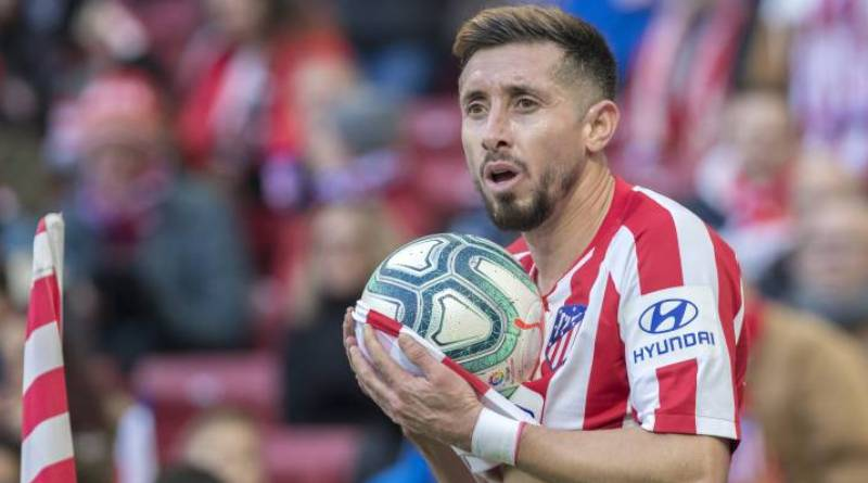 West Ham Linked With A Move For Atletico Madrid Midfielder