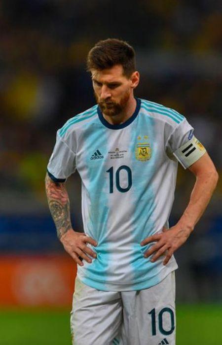 Lionel Messi Net Worth Salary Market Value
